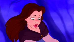 Walt 디즈니 Screencaps - Princess Belle