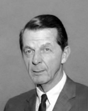 William Dozier, the Creator and Narrator of 60's Бэтмен