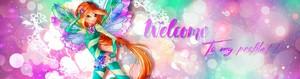 Winx Flora Onyrix Banner