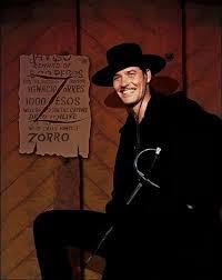 Zorro Promo Shot