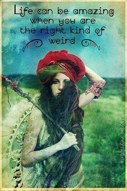 beautiful hippie/bohemian qoutes🌷🌈❤️