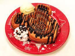disney dessert Treat