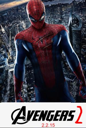 người hâm mộ poster the avengers 2