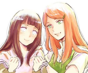 hinata and kushina