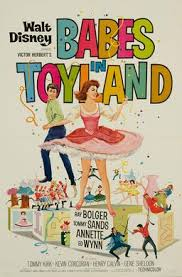 Movie Poster 1961 ডিজনি Film, Babes In Toyland
