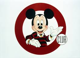 Mickey 쥐, 마우스 Club Logo