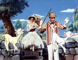 1964 ディズニー Film, Mary Poppins