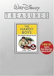 The Hardy Boys On DVD