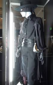 Iconic Zorro Costume