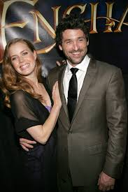 Amy Adams And Patrick Dempsey 2007 Enchanted Movie Premiere