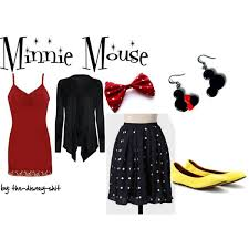 Minnie Mouse Inspired Couture