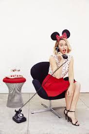 Minnie мышь Inspired Couture