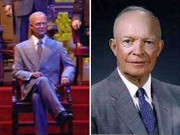 Dwight David Eisenhower Hall Of Presidents