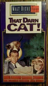 1965 ディズニー Film, That Darn Cat, On ビデオカセット, ビデオ カセット