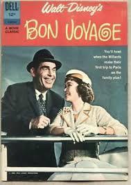 Bon Voyage Comic Book