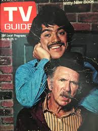 The Cast Of Chico And The Man On The Cover Of TV Guide