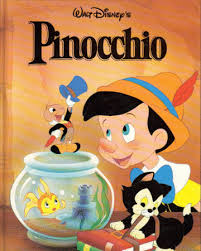 Pinnochio Storybook