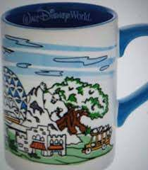 Disney World Coffee Mug