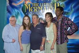 The Cast Of The Little Mermaid II: Return To The Sea