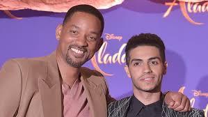 Will Smith And Mena Massaud