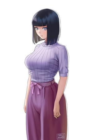 sexy hinata