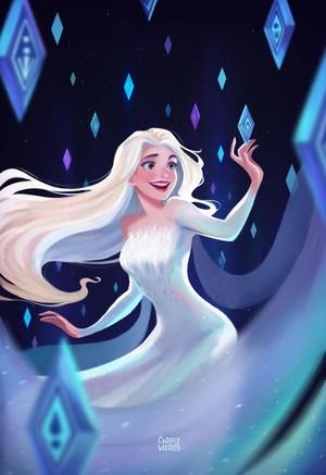 snow 퀸