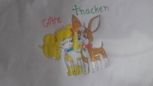 tracker x glitte