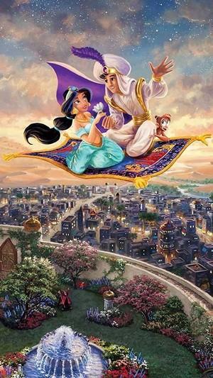 *Aladdin X jasmin : Aladdin*