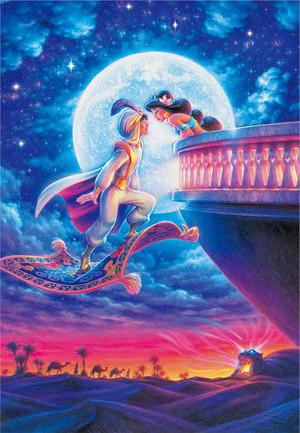 *Aladdin X jimmy, hunitumia : Aladdin*