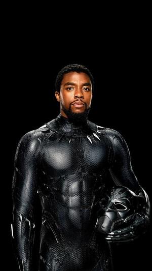 *Chadwick Boseman : A True King Forever*