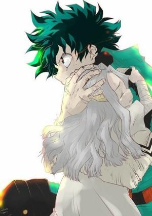*Deku / Eri : My Hero Academia*
