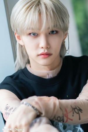 Felix - '[IN生]' Promotion Photoshoot by Naver x Dispatch