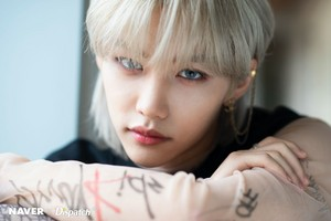 Felix - '[IN生]' Promotion Photoshoot سے طرف کی Naver x Dispatch