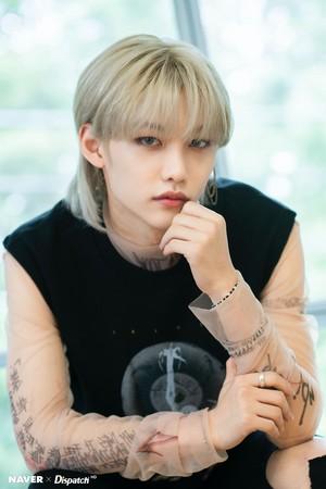 Felix - '[IN生]' Promotion Photoshoot por Naver x Dispatch
