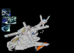 (Gyrodyne) Auroran AGAC alternate transformation 1