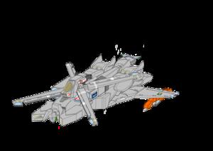 (Gyrodyne) Auroran AGAC alternate transformation 2