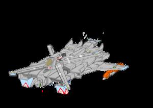 (Gyrodyne) Auroran AGAC alternate transformation 3