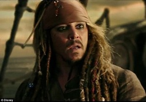 *Jack Sparrow :Pirates Of The Caribbean*