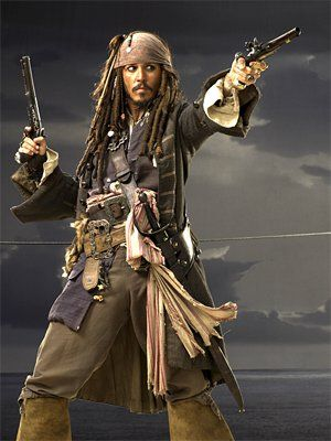 Walt Disney hình ảnh - Pirates of the Caribbean