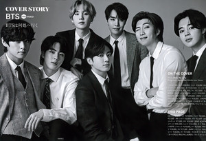 [SCAN] ETHEREAL MEN IN SUITS/スーツ | 防弾少年団 X GQ 日本 AUGUST 2020