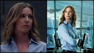 *Sharon Carter : The halcón and the Winter Soldier*