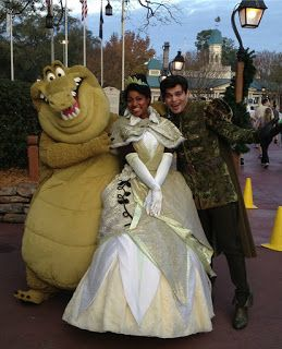 The Princess And The Frog Disney Characters