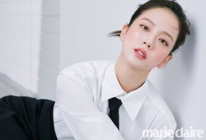 5 BLACKPINK Jisoo Dior Marie Claire Magazine September 2020 Issue