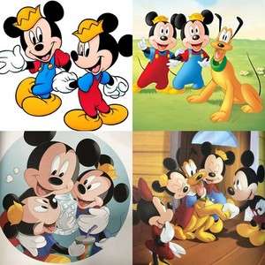 5 minutos Mickey ratón Stories