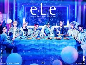 ATEEZ for e.L.e Magazine 2020 September Issue