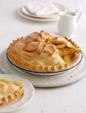 सेब pies 🍎🥧💖