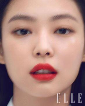 BLACKPINK Jennie x HERA x ELLE Korea 2020