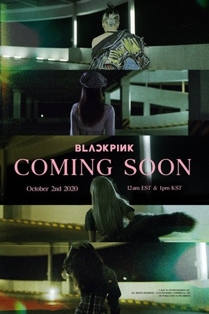 BLACKPINK THE ALBUM 'coming soon' (Teaser Poster)