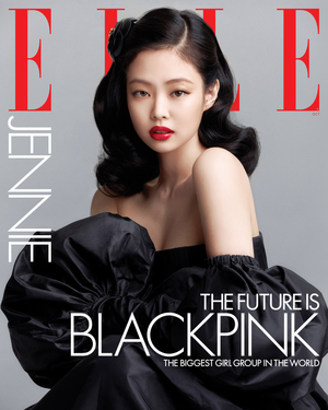 BLACKPINK for ELLE (US) October Edition