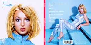 BRITNEY SPEARS ALBUM COVER FANMADE